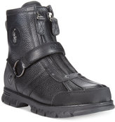 Polo Ralph Lauren Conquest Iii High Duck Boots Men's Shoes