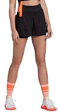adidas by Stella McCartney TruePurpose Layered Shorts