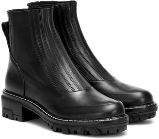 Rag & Bone Shawn leather ankle boots