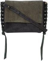 Isabel Marant Asli braided satchel