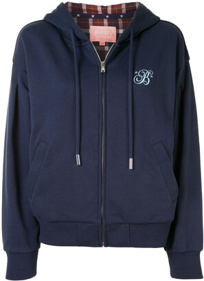 BAPY BY *A BATHING APE® Zip-Through Hooded Sweatshirt