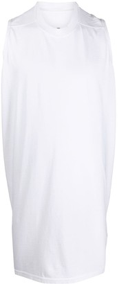 Rick Owens Oversized Vest