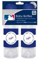 Baby Fanatic Los Angeles Dodgers Baby Bottles - 2 Pack