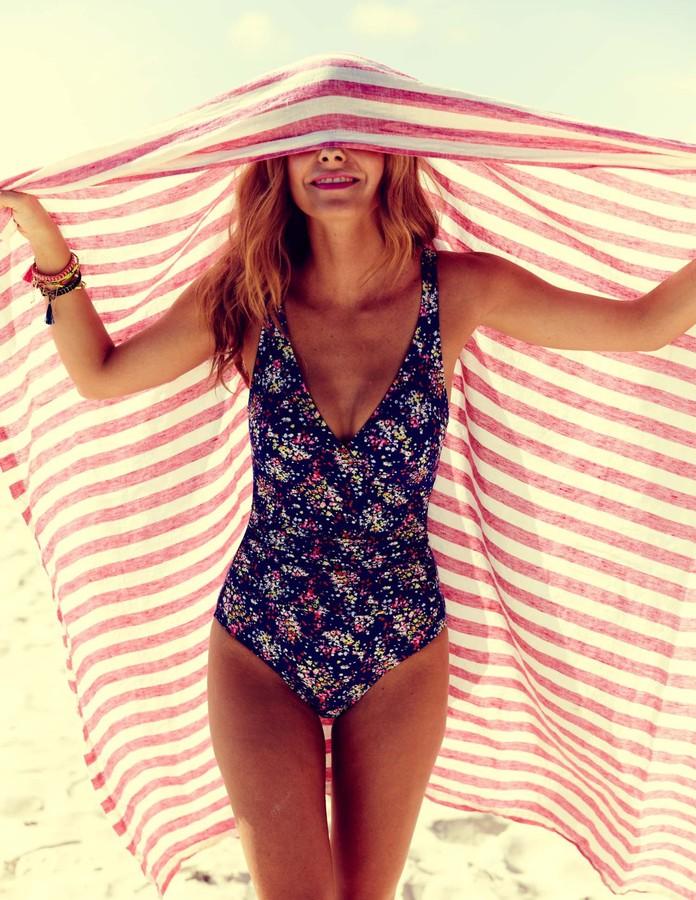 Boden Wrap Swimsuit