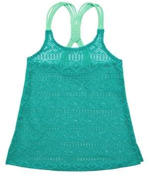 Summer Crush Girl's Strappy-Back Coverup