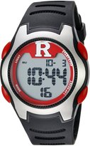 "Game Time Men's COL-TRC-RUT ""Training Camp"" Watch - Rutgers"