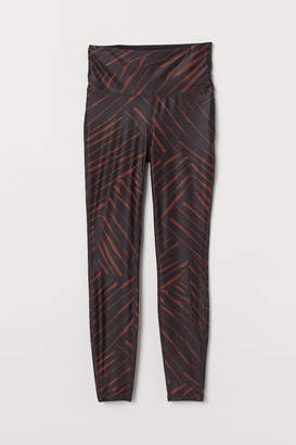 H&M Sports tights High Waist
