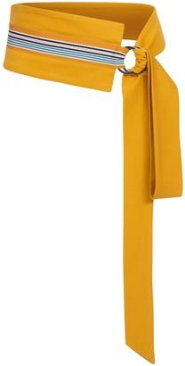 Marianna Déri Mia Tie Belt Yellow