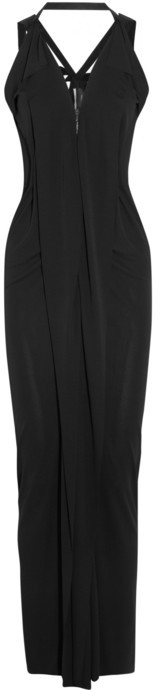 Roland Mouret Featherstone crepe-jersey gown