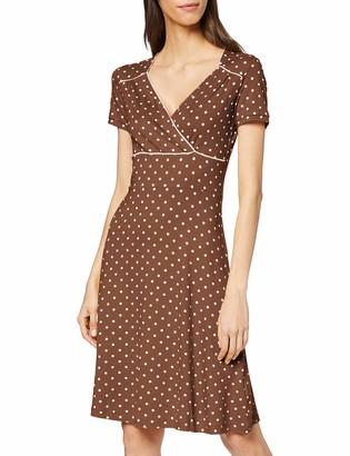 Joe Browns Women's Perfect Polka Dot Dress Casual