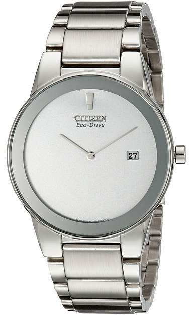 Citizen AU1060-51A Eco-Drive Axiom Watch Analog Watches