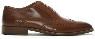 Daniel Wedmore Tan Leather Lace Up Brogues