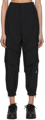 Jordan Black Utility Lounge Pants