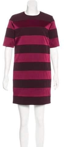 Victoria Beckham Victoria, Stripe Shift Dress