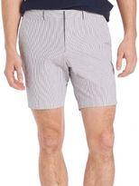 Michael Kors Bengal Stripe Textured Shorts