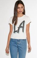 KENDALL + KYLIE Kendall & Kylie Airbrushed Baby T-Shirt
