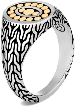 John Hardy Classic Chain Link Ring