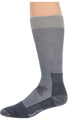 Smartwool Work Medium Crew (Black) Men's Crew Cut Socks Shoes