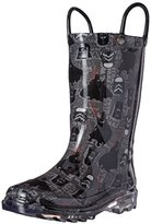 Western Chief Star Wars Lighted Rain Pull-On Boot (Toddler/Little Kid)
