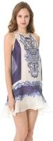 Just Cavalli Nymph Print Dress
