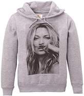 Eleven Paris Girl's KATE MOSS HC Sweatshirt,(Manufacturer size: 6 ans)