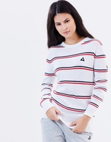 Le Coq Sportif Lynde Knitted Crew Jumper