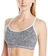 Calvin Klein Women's Seamless Bra with Adjustable Straps