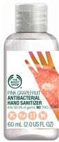 The Body Shop Pink Grapefruit Antibacterial Hand Sanitizer
