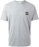 Stone Island logo patch T-shirt - men - Cotton - L