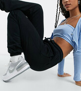 Thumbnail for your product : Collusion skinny joggers in black
