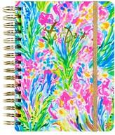 Lilly Pulitzer Spiral Planner - Pink