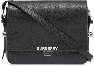 Burberry Small Leather Grace Bag