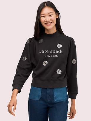 Kate Spade Spade Clover Toss Pullover