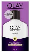 Olay Age Defying Classic Daily Renewal Lotion