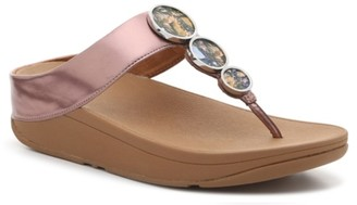 FitFlop Halo Wedge Sandal