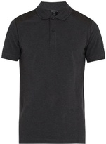 Belstaff Hitchin Cotton-piqué Polo Shirt