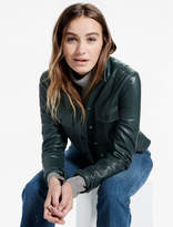 Lucky Brand District Leather Jacket