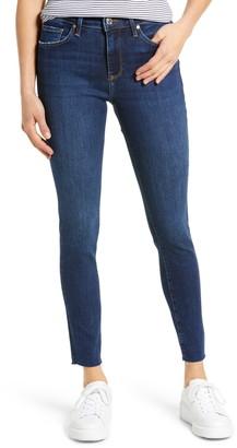 Mavi Jeans Alissa Deep Organic Blue Skinny Jeans