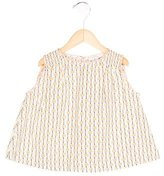 Caramel Baby & Child Girls' Abstract Print Sleeveless Top