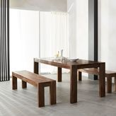 west elm Boerum Dining Table - Carbon