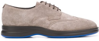 Harry's of London Balance suede lace-up shoes