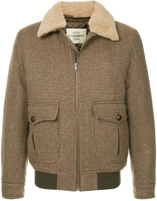 Kent & Curwen Zipped Jacket