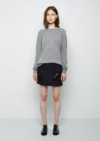 Alexander Wang Distressed Skirt