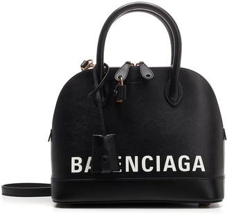 Balenciaga Ville Small Top Handle Handbag