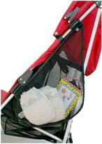 J L Childress Side Sling Stroller Cargo Net