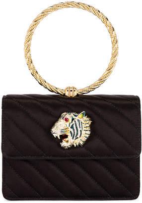 Gucci Broadway Evening Bag in Black & Multicolor | FWRD