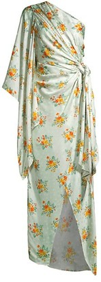 Significant Other Caspian Butterfly-Sleeve Dress