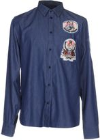 Frankie Morello Denim shirts
