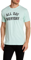 Kid Dangerous All Day Everyday Front Graphic Print Tee