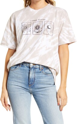 Desert Dreamer Cosmic Nature Recycled Graphic Tee